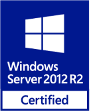Windows Server 2012 R2 Certified